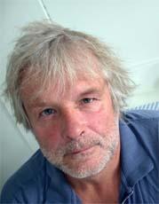 Michael Sowa, Illustrator zahlreicher Bücher, u.a. von Axel Hacke